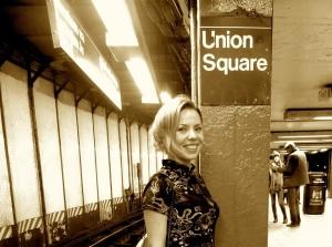 foto profile en el subway