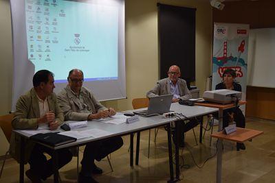 Josep Maria Rañé, Jordi San Jose, Paco Balloc i Isabel Custodio